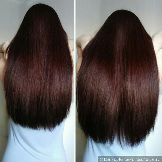 Хна и басма фото волос фото