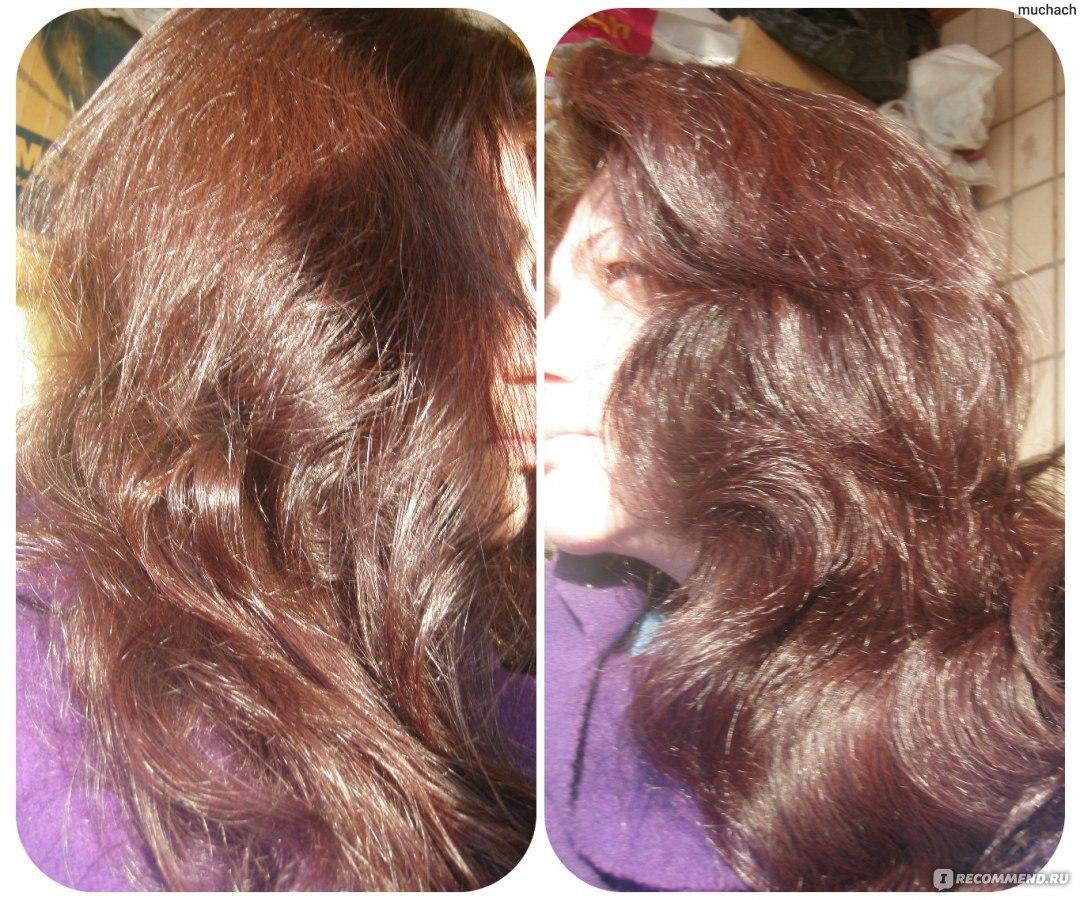 Хна и басма фото волос