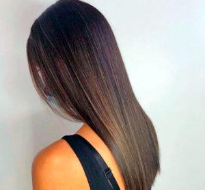 Кератин на тонкие ломкие волосы