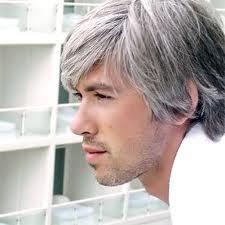 Стоит ли красить седые волосы мужчине