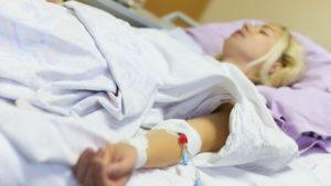 лежать после операции