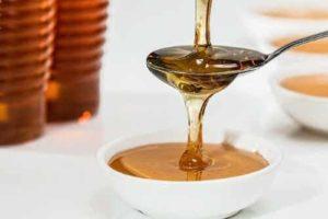 мед влияет на волосы