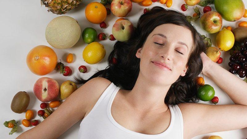 Питание и диета для красивых волос