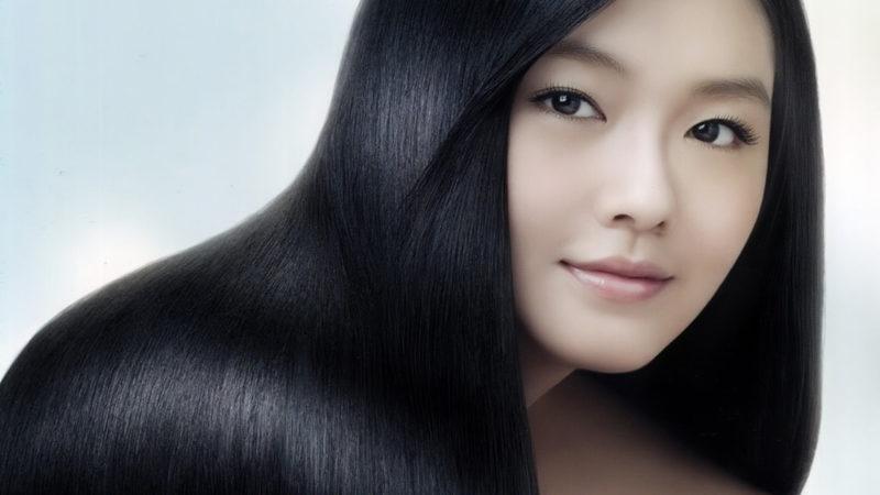 Почему у азиатов густые волосы