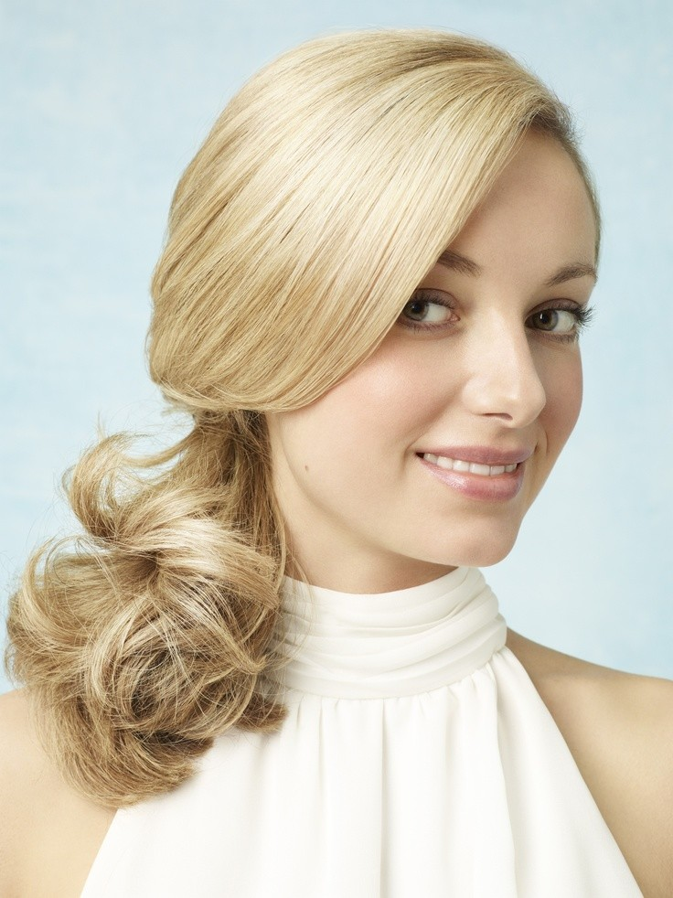 Прически на собеседование на средние волосы фото