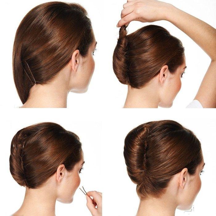 Прически на собеседование на средние волосы фотографии