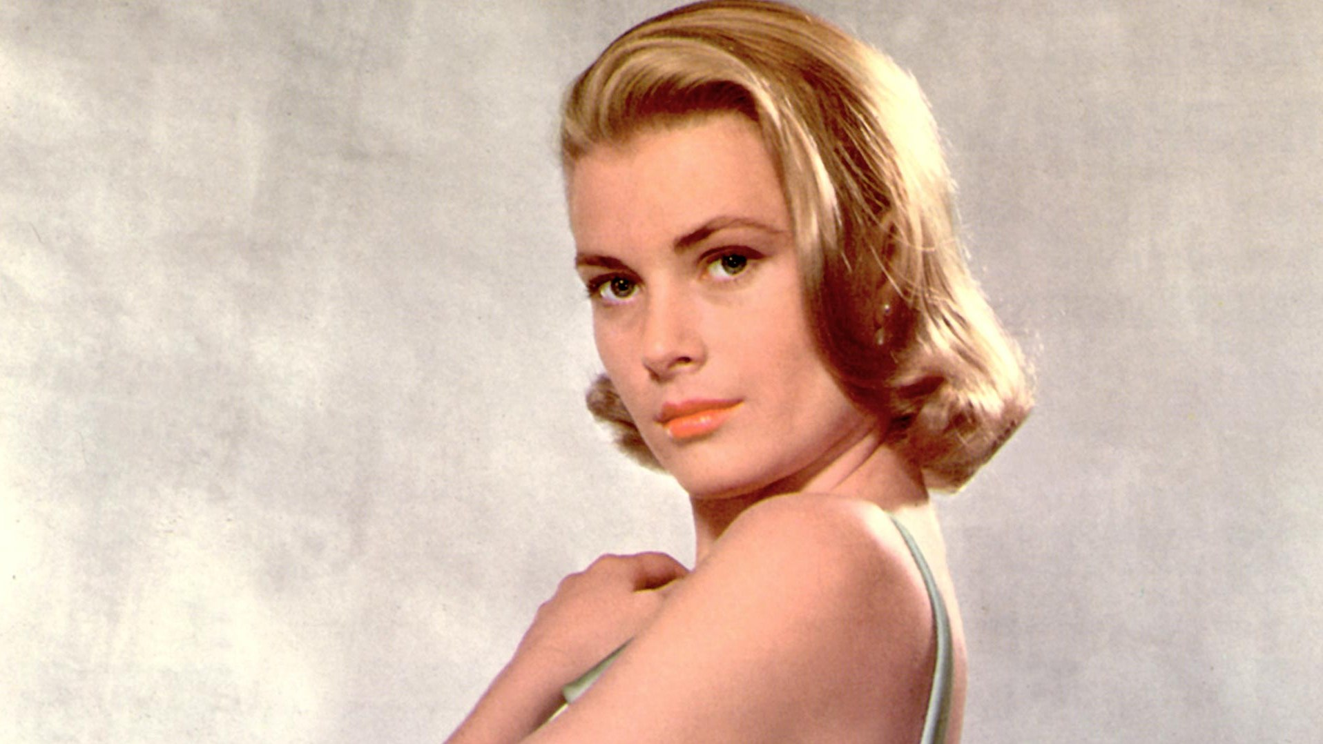 Прически в стиле 50-х стиль Грейс Келли