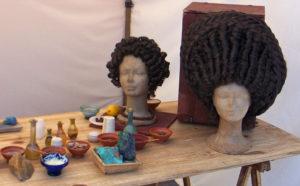 пудру для париков в древние времена