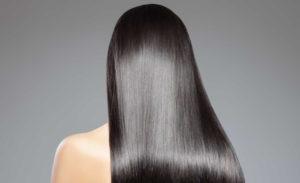 Шелк для волос