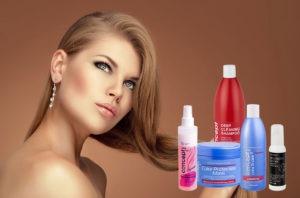 Силиконы в косметике для волос