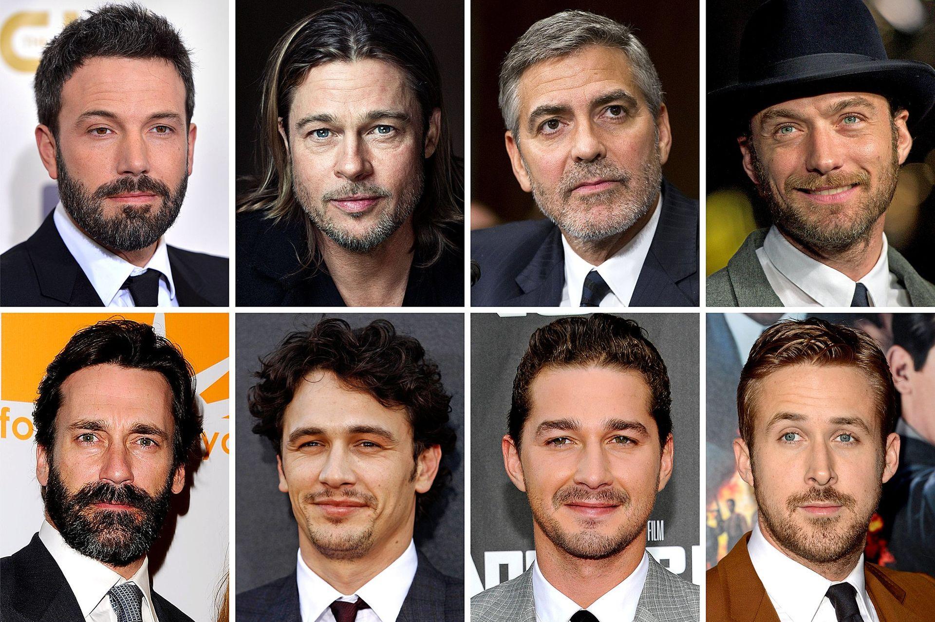Типы бород