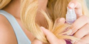 Уход за обесцвеченными волосами с маслами