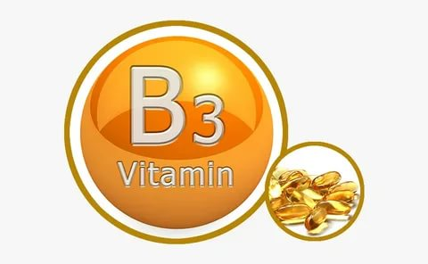 Витамин B3 для волос
