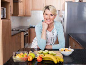 женщина после 50 лет правильное питание