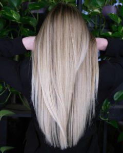 Блонд на лето 2021
