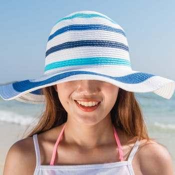 Головной убор от солнца как защитить волосы