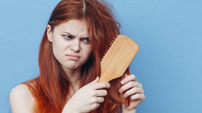 Дистрофия волос