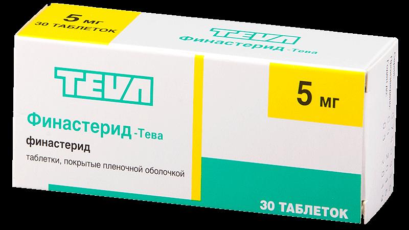 Финастерид побочные эффекты