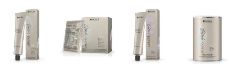 Indola Blond Expert осветление