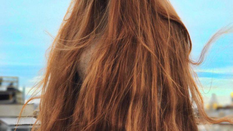 Энергия женских волос