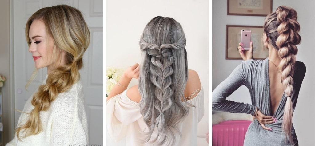 коса искусственная