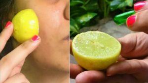 лимонный сок.
