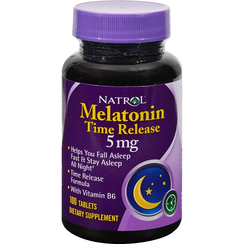 Мелатонин для волос