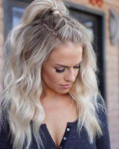 Модный блонд лето какой