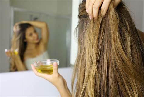 Народные средства от сухой кожи головы