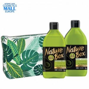 Nature Box шампунь