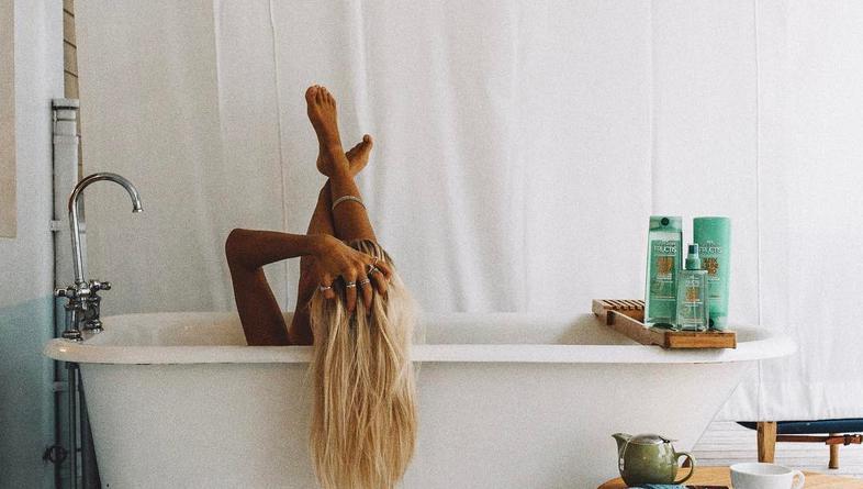 Ошибки при мытье волос