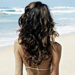 подготовить волосы к лету