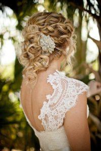 подготовить волосы к свадьбе