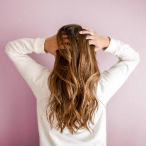 Правильное мытье волос