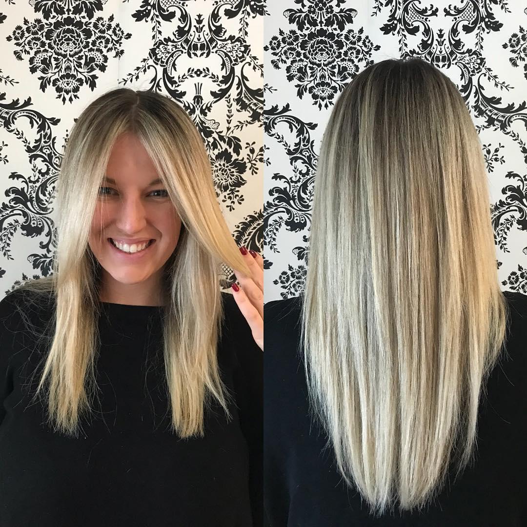 прически на тонкие волосы
