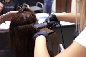 процедура ботокса для волос в салоне