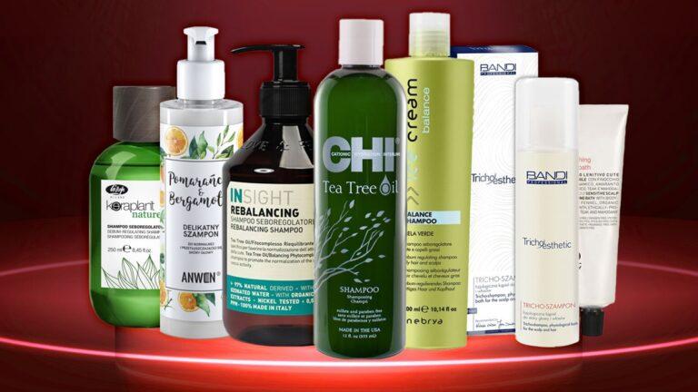 Рейтинг шампуней для жирных волос