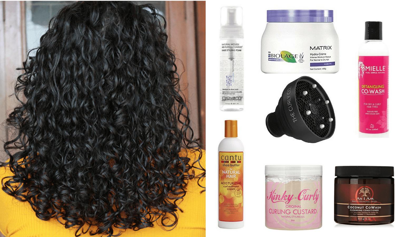 Шампунь для вьющихся волос какой выбрать