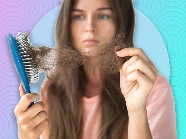 Постоянное выпадение волос