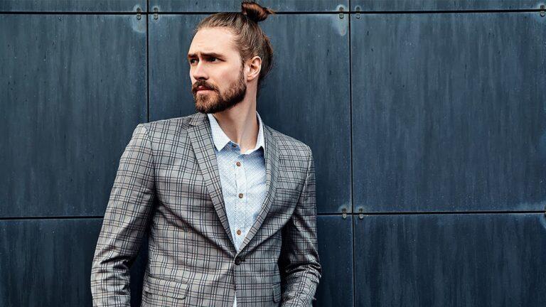 Чем укладывать длинные волосы у мужчин