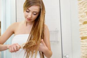 Тонкие волосы нуждаются в правильном уходе