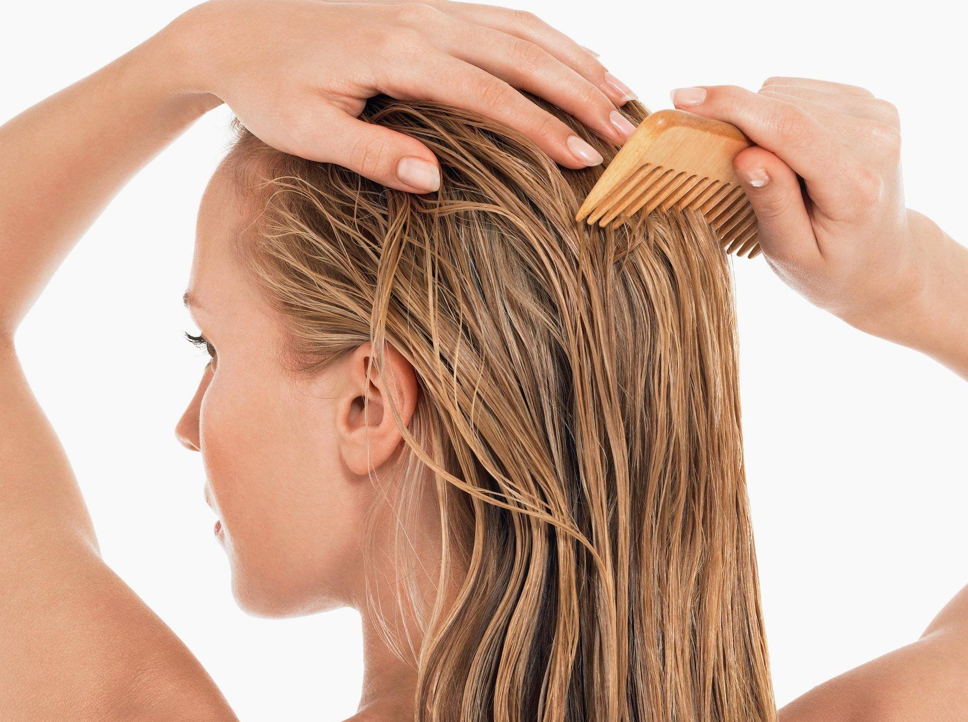 Влияние кондиционера на волосы