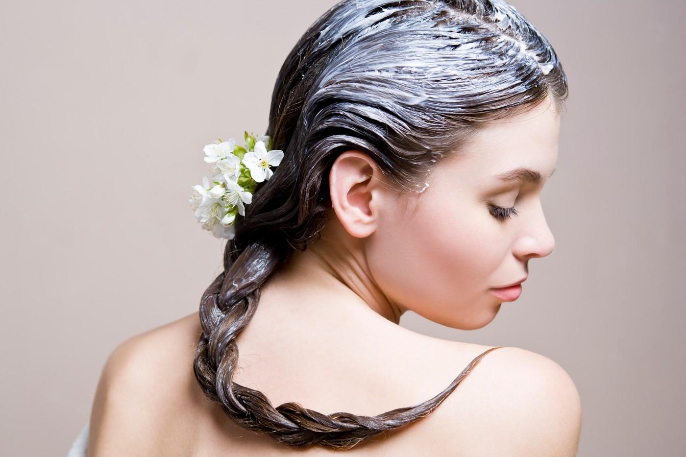 Маска для волос своими руками