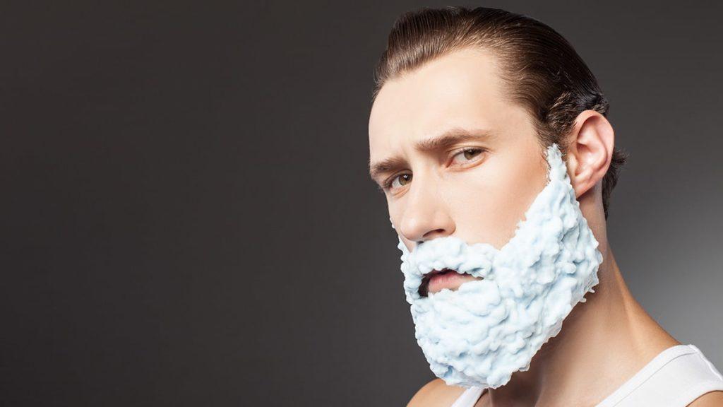 мыть бороду как часто