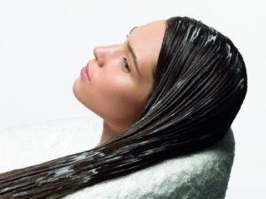 обертывание волос