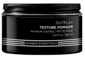 Помада Redken Brews Texture Pomadeмгновенно добавляет или улучшает естественную текстуру волос