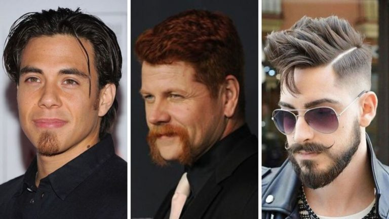 Виды мужской бороды