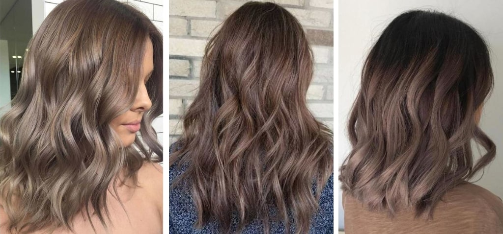 Присмотрелась кодному из последних трендов - волосам грибного цвета