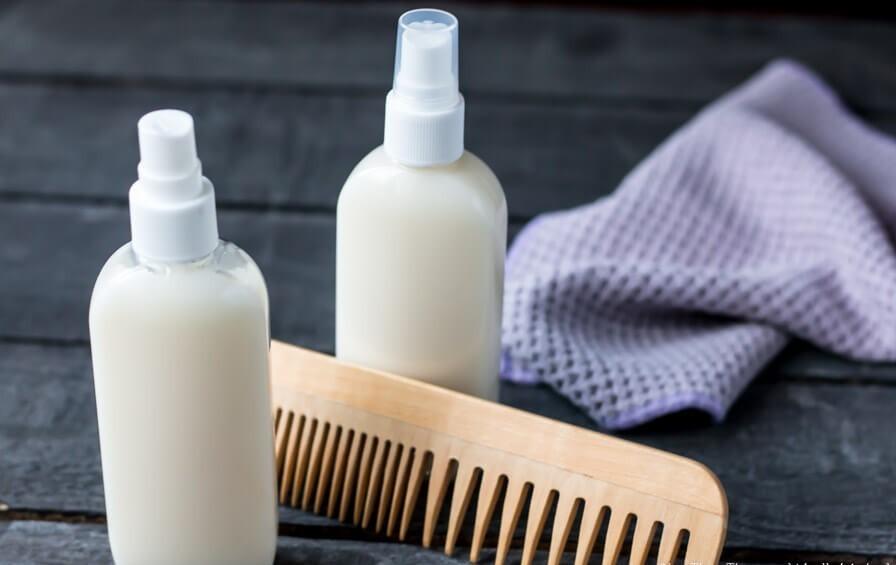 Домашний кондиционер для волос