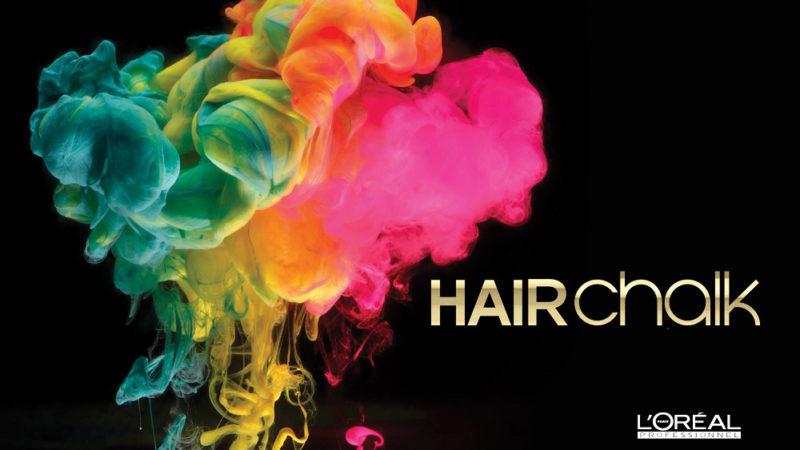 Hairchalk от L'Oréal для волос